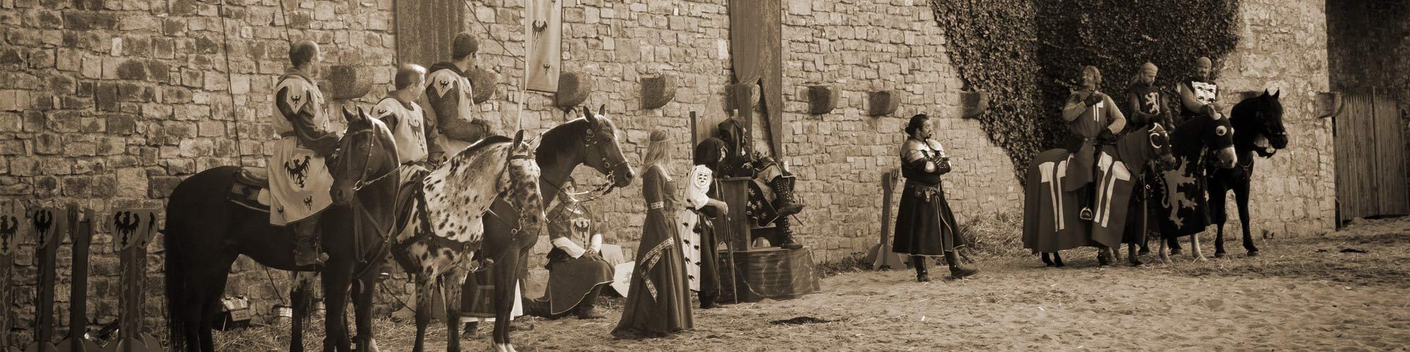 Großer Mittelaltermarkt zu Illingen